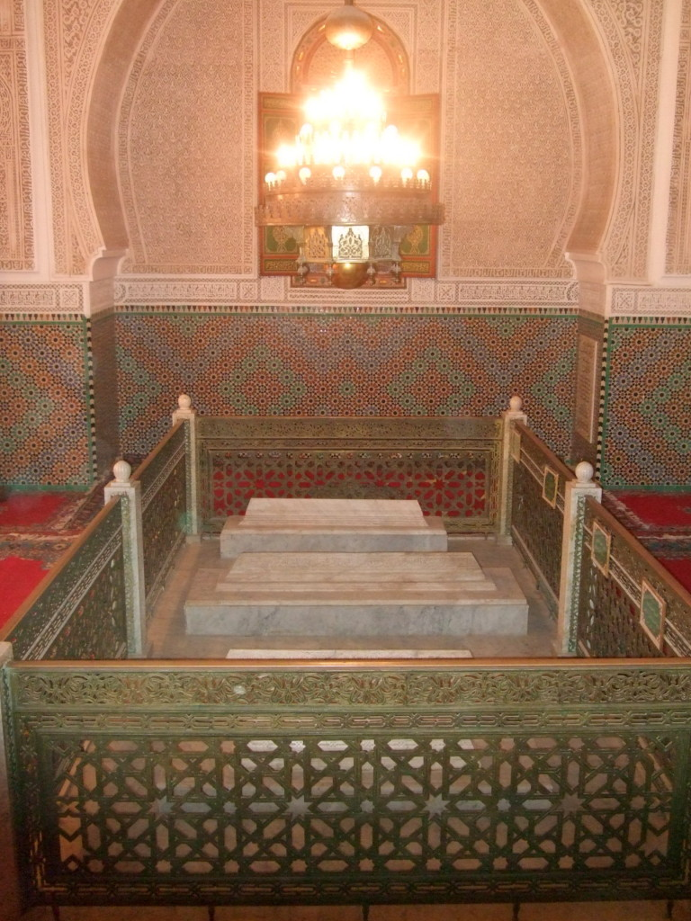 Mausoleums Moulay Idriss, Meknès