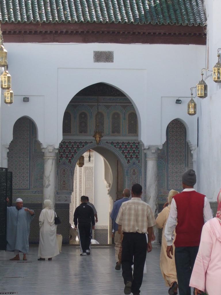 Grabmal des Mulay Idriss