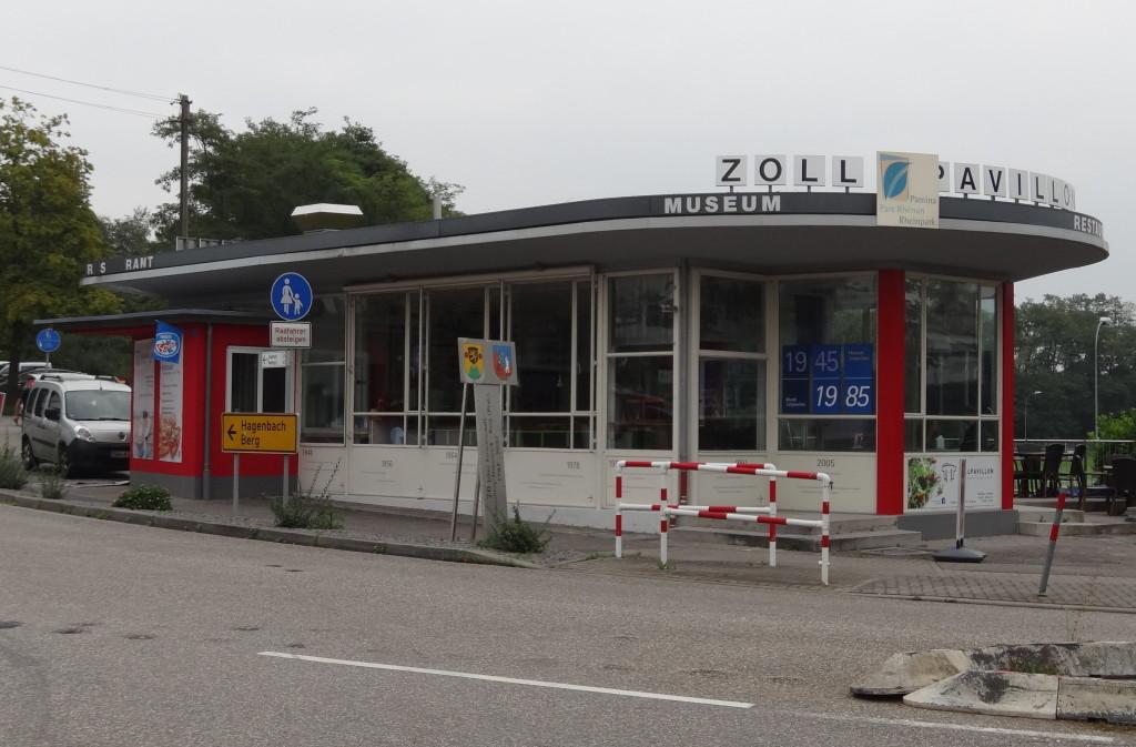 Zollmuseum Neulauterburg