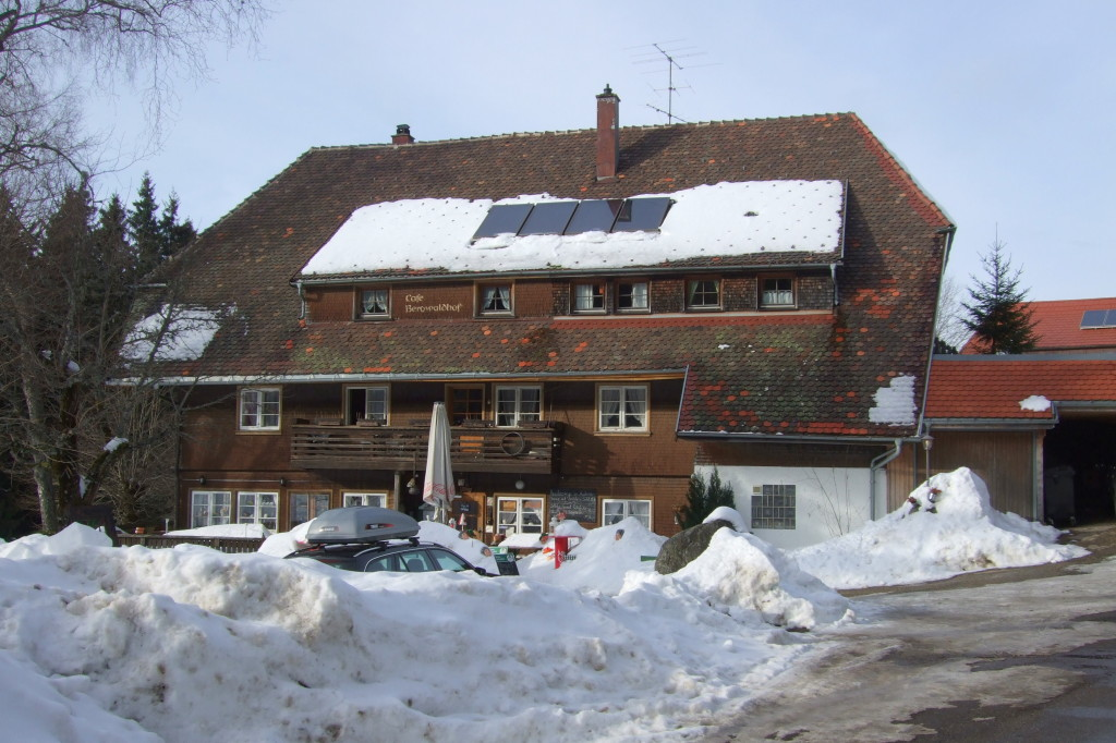 Café Bergwaldhof Schonach
