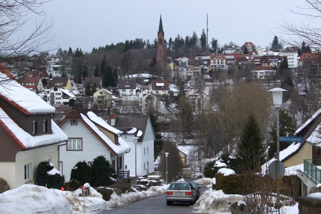Unterer Röhlinwald, St. Georgen