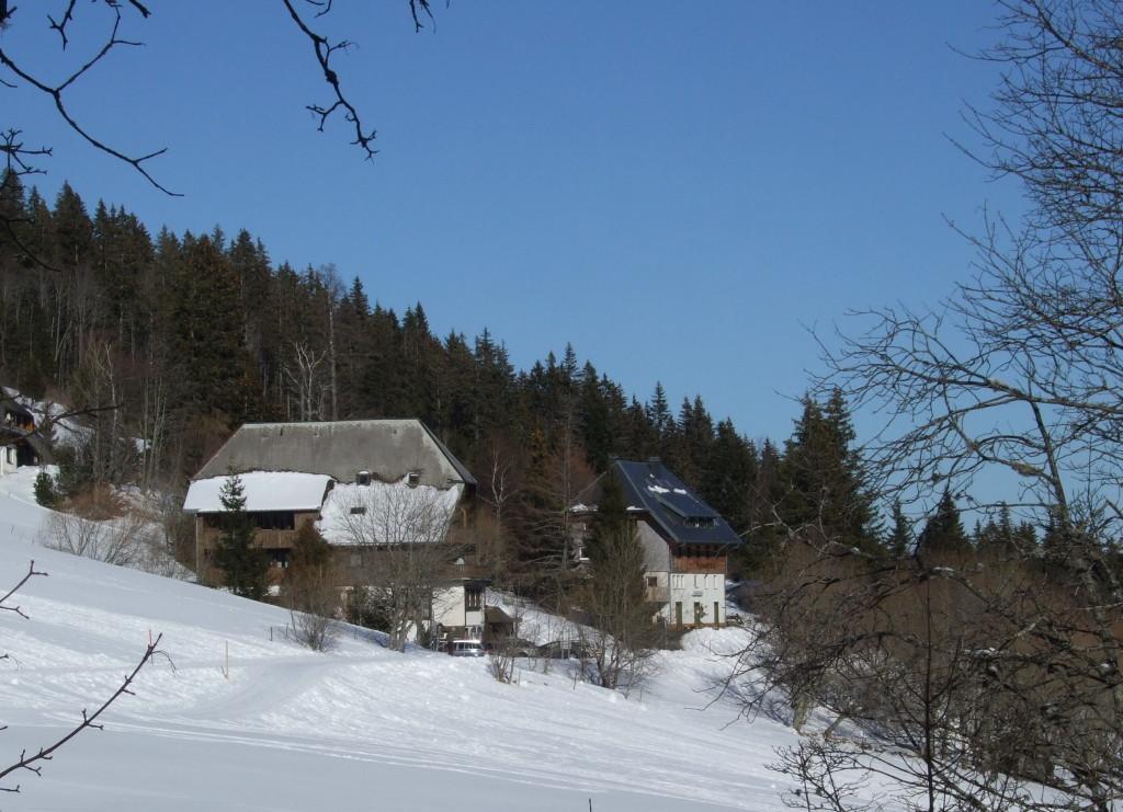 Rinkenklause und Jägerhaus
