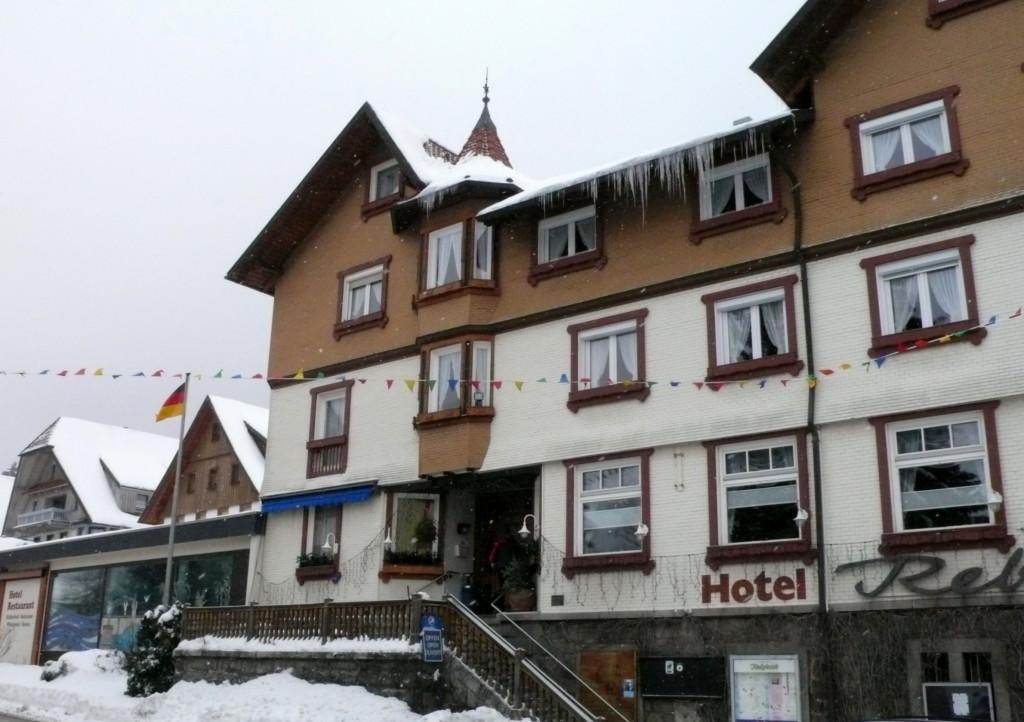 Hotel Rebstock, Schonach