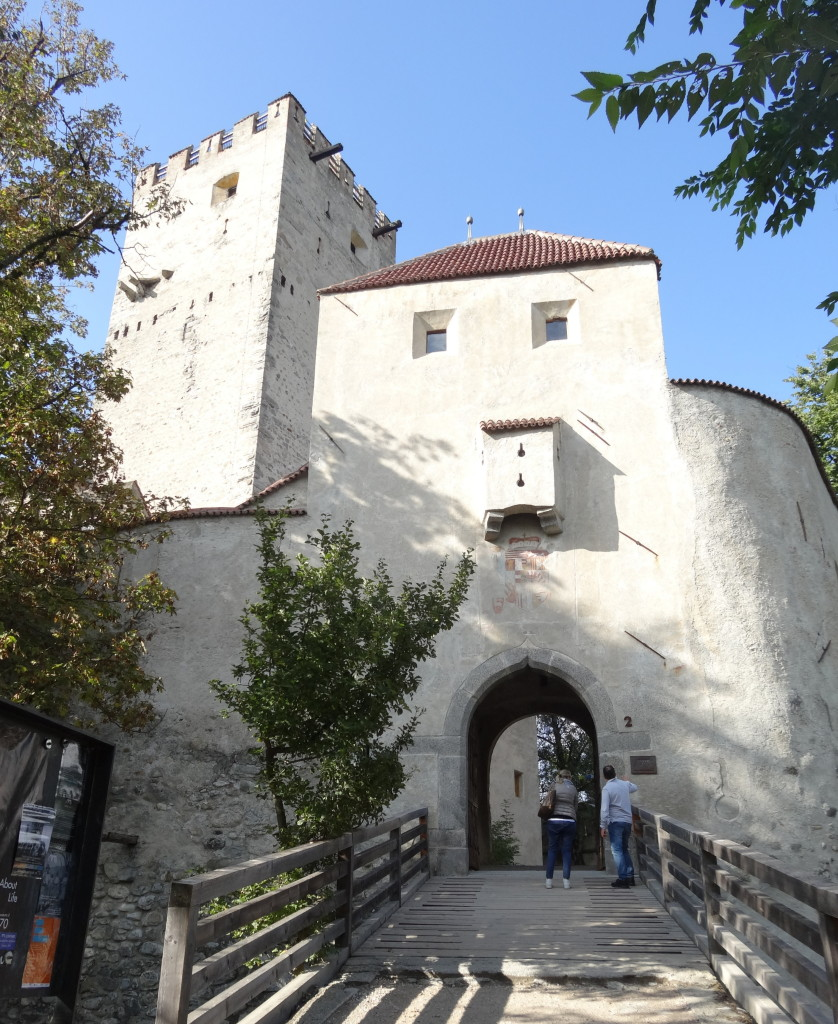 Bruneck, Ripa Messner-Museum, Alltagskultur und Lebensweisen der Bergvölker