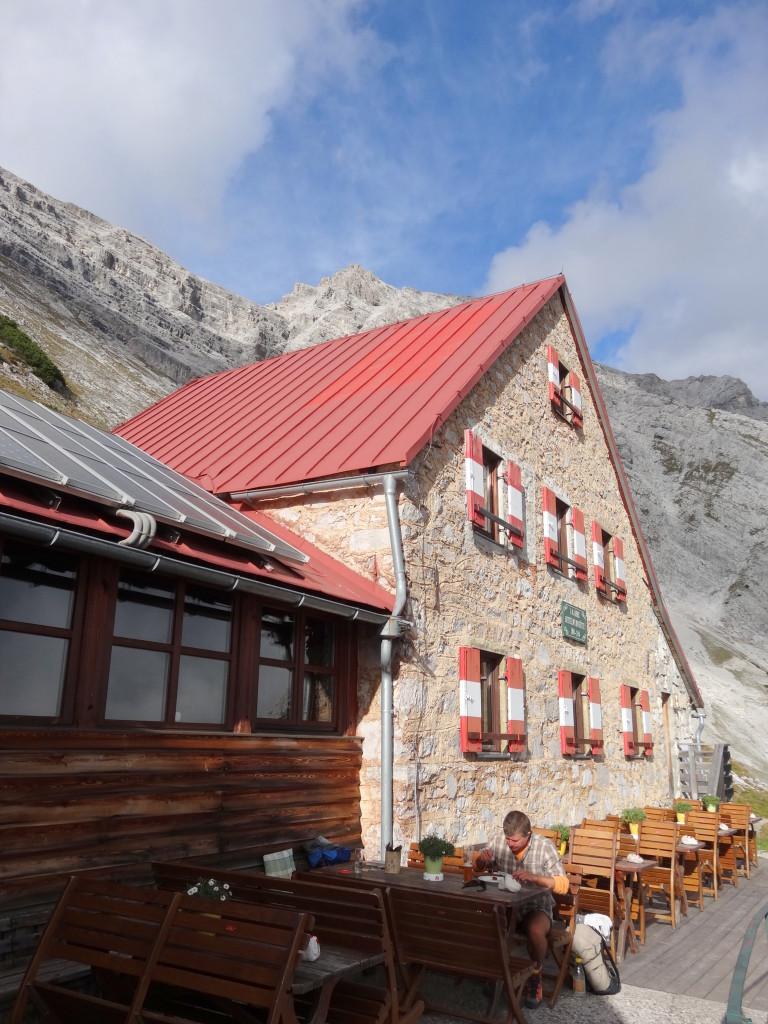 Bettelwurf-Hütte