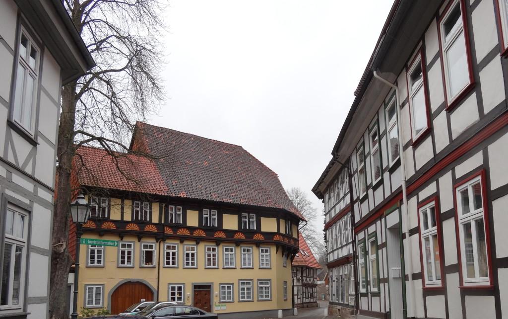 Osterrode, Kommandantenhaus