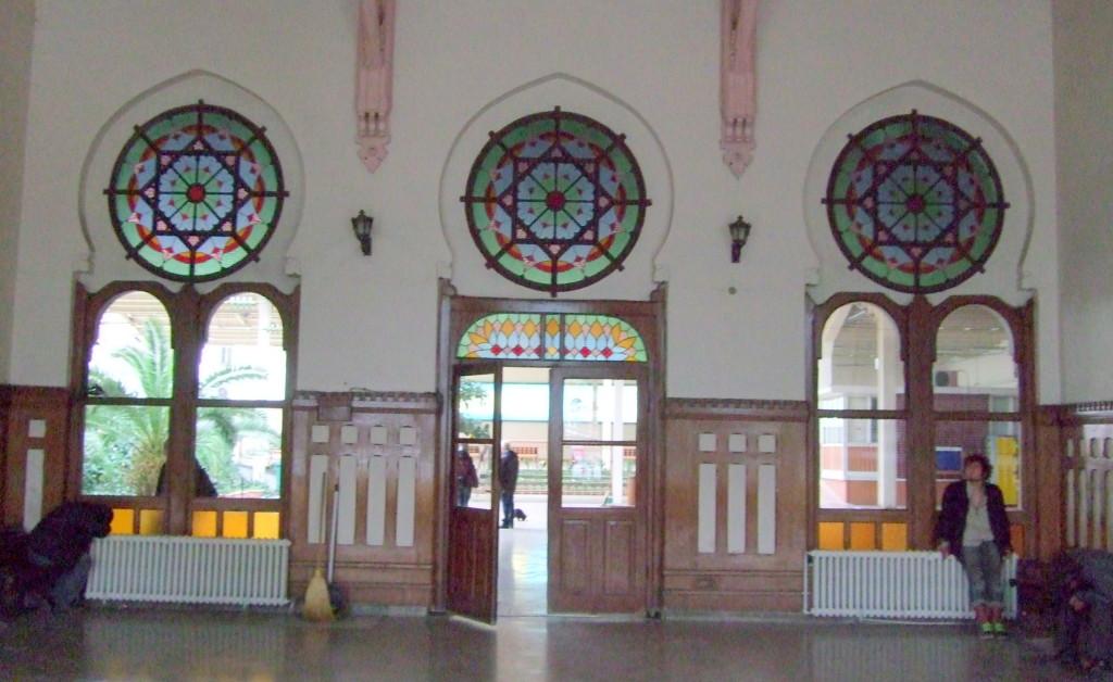 Bahnhof Istanbul, Orientexpress