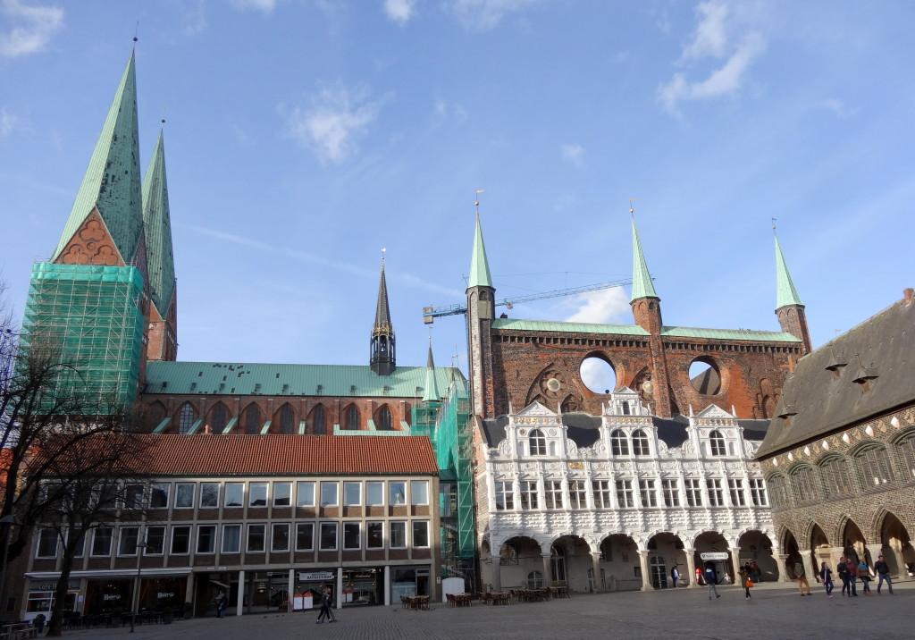 Lübeck, Marktplatz