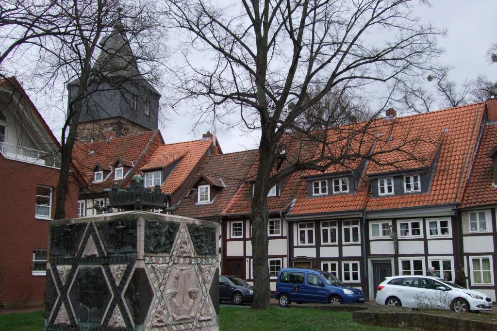 Mahnmal am Lappenberg