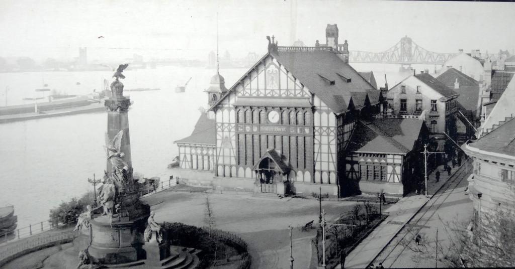 Alte Schifferbörse