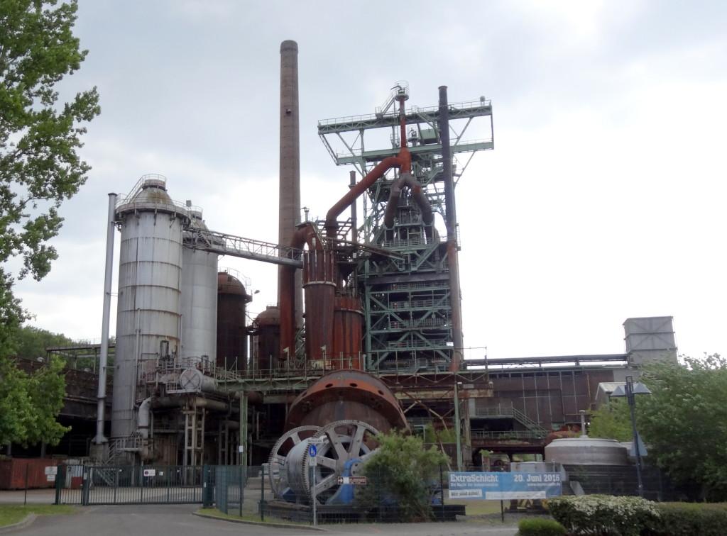 Hattingen, Heinrichshütte