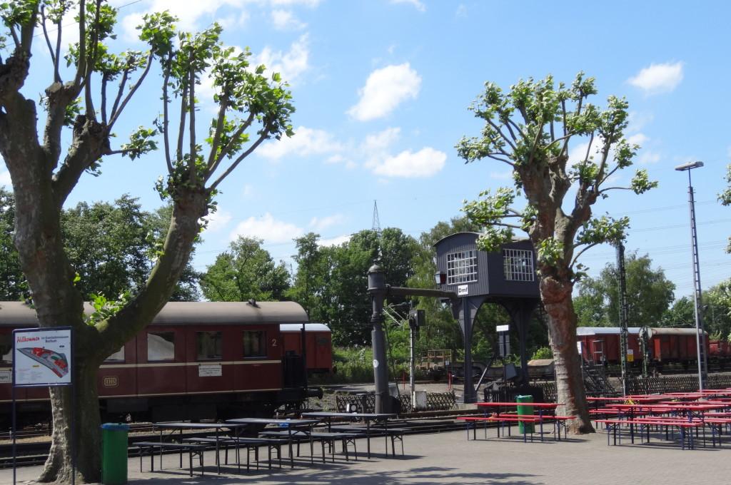 Bochum, Eisenbahnmuseum