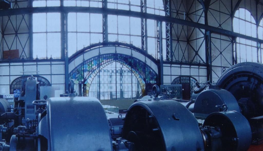 Zeche Zollern, Maschinenhalle