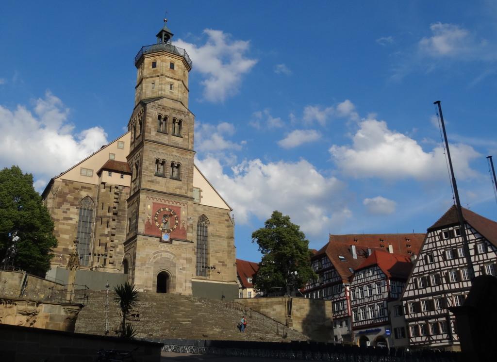 Festspiel-Treppe Schwäbisch Hall