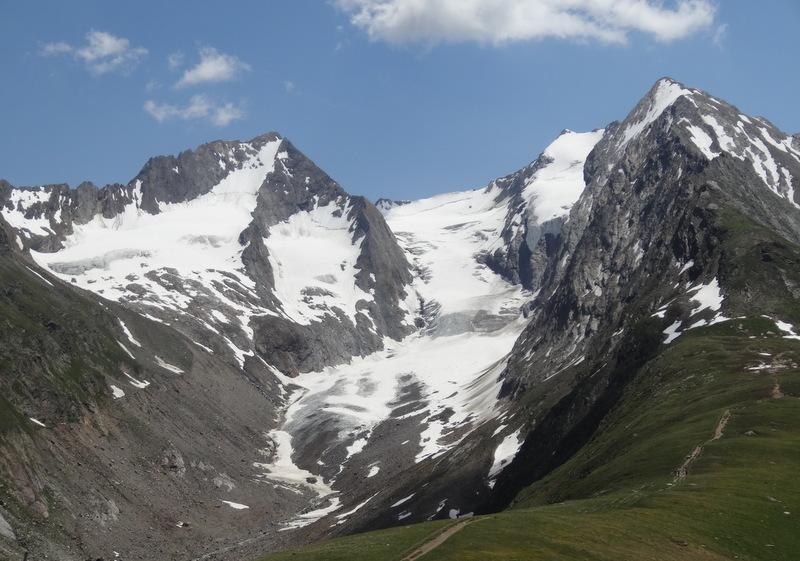Gaisberg-Ferner