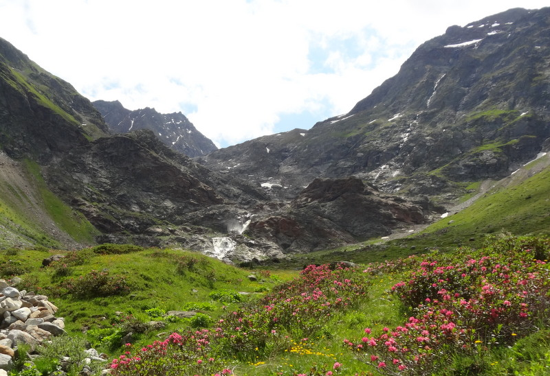 Kletterpark Pitztaler-Gletscher