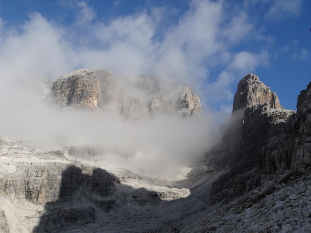 Brentari-KS, Cima Tosa (3173 m), Cima Margarita
