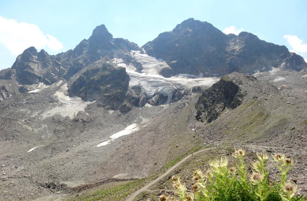 Großlitzner, Litznergletscher, Großes Seehorn