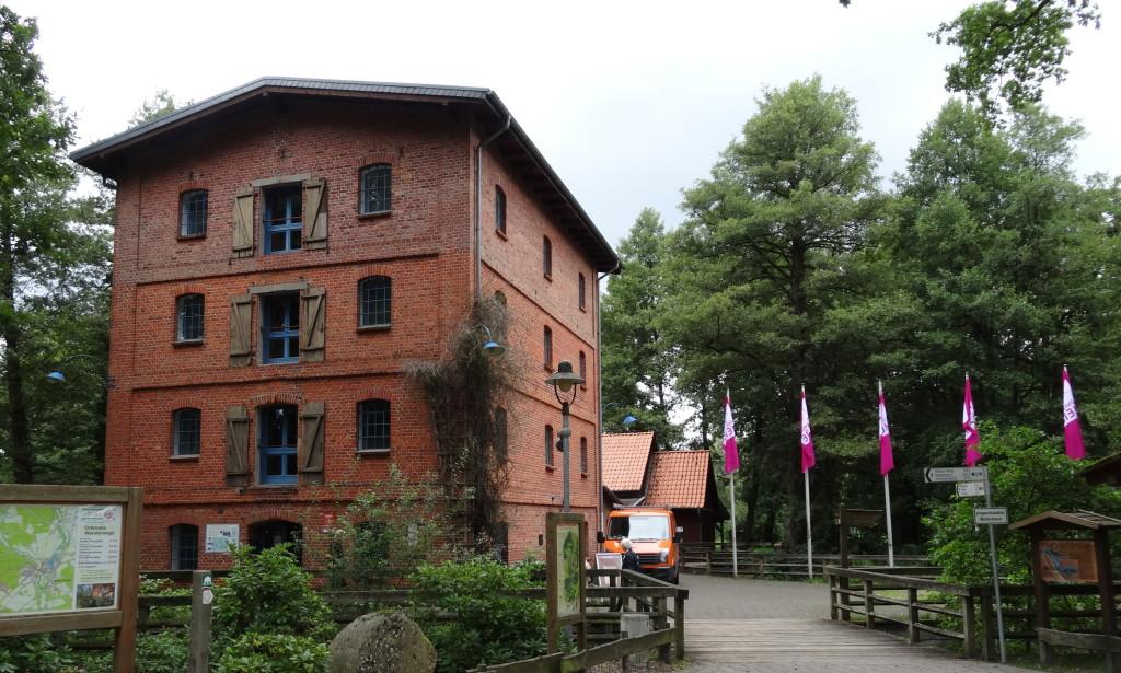 Wassermühle Müden (Örtze)