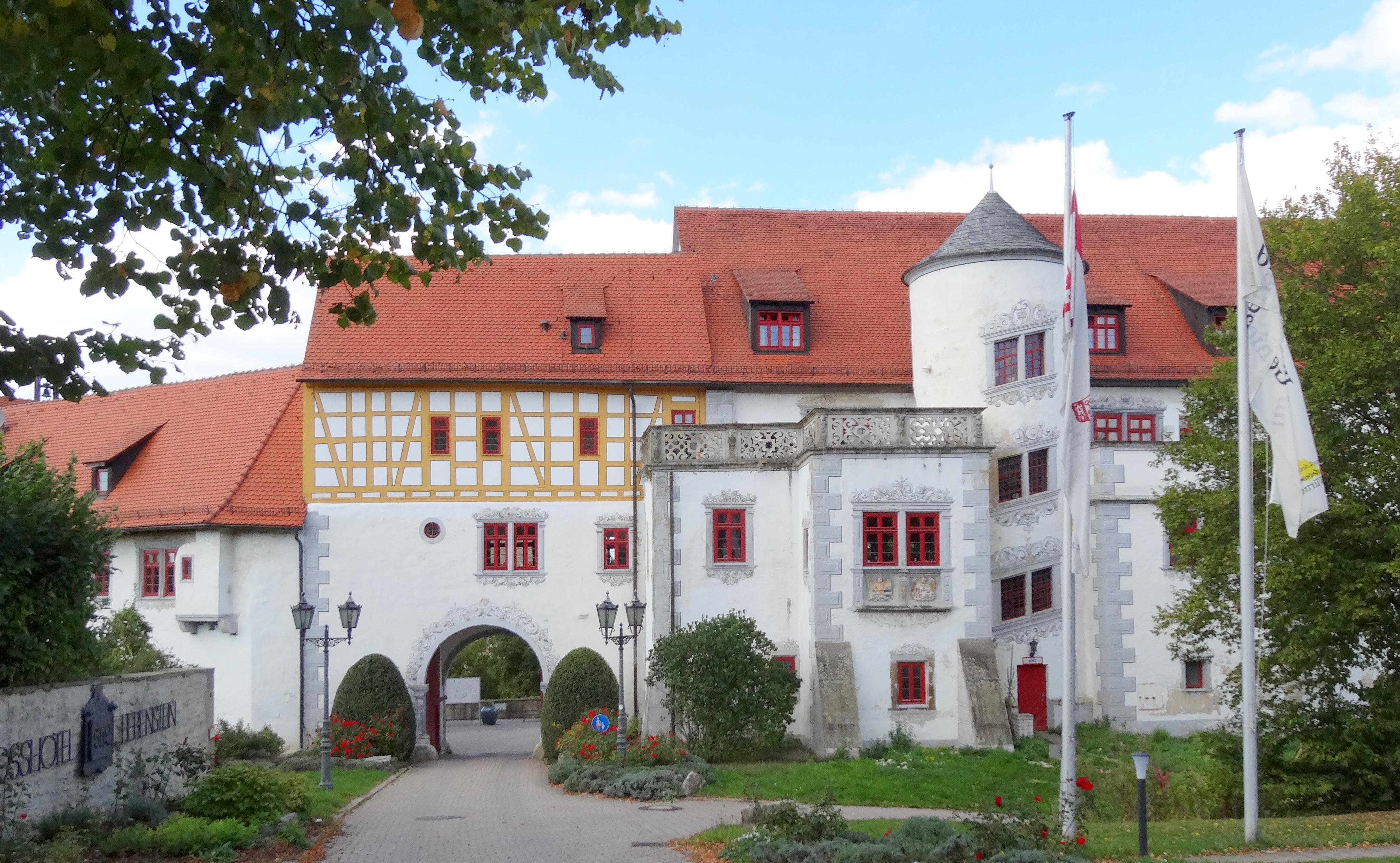 Hotel Restaurant Schloss Heinsheim