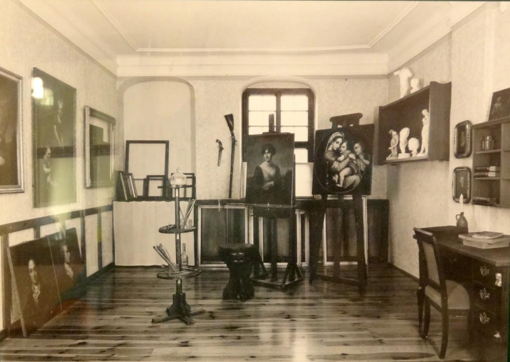 Wohnung der Malerfamilie Kügelgen
