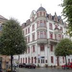 Königstraße, Barockviertel