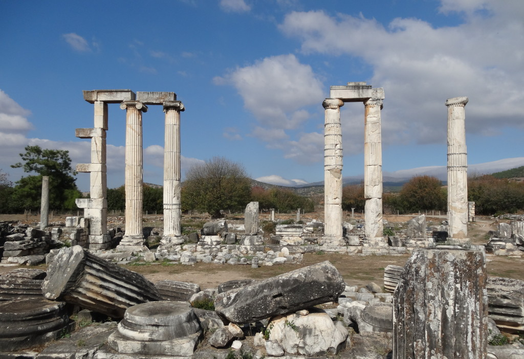 Aphrodisias, Aphrodite-Tempel