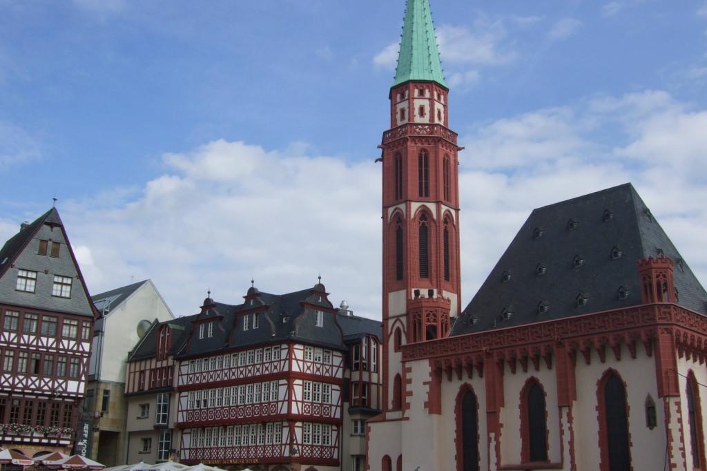 Alte Nicolai-Kirche