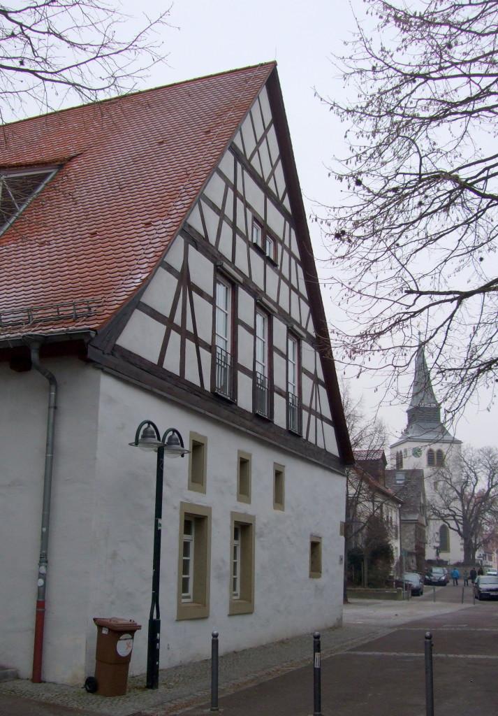 Zehntscheuer Zuffenhausen