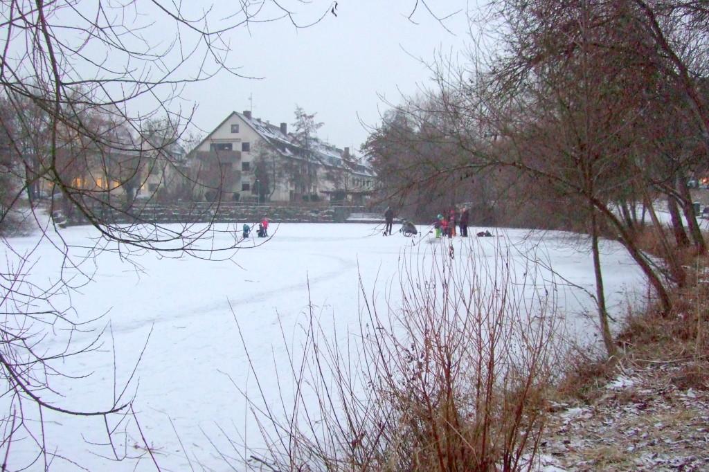 Lindenbach-See