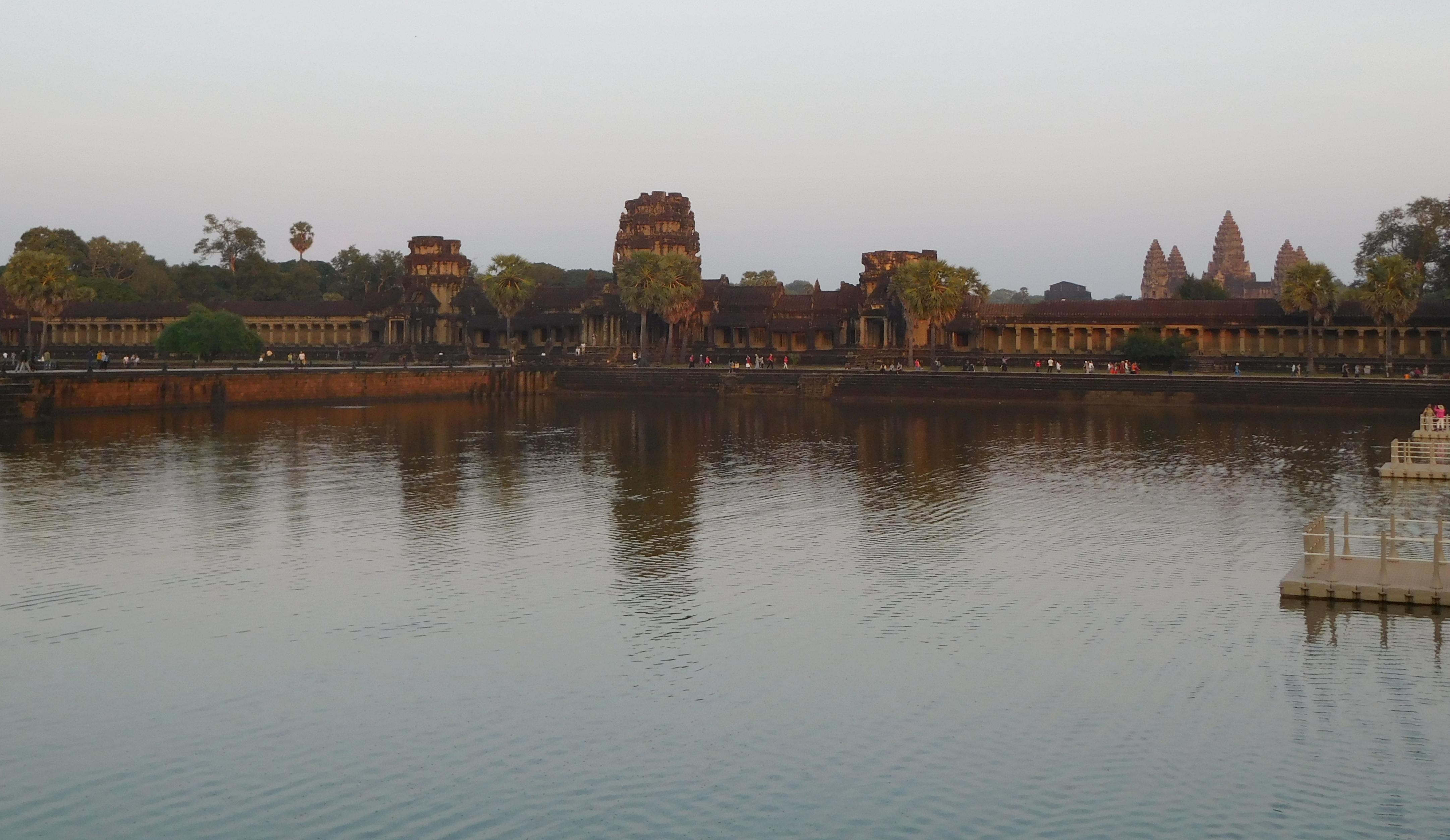 Größte Tempelanlage Der Welt