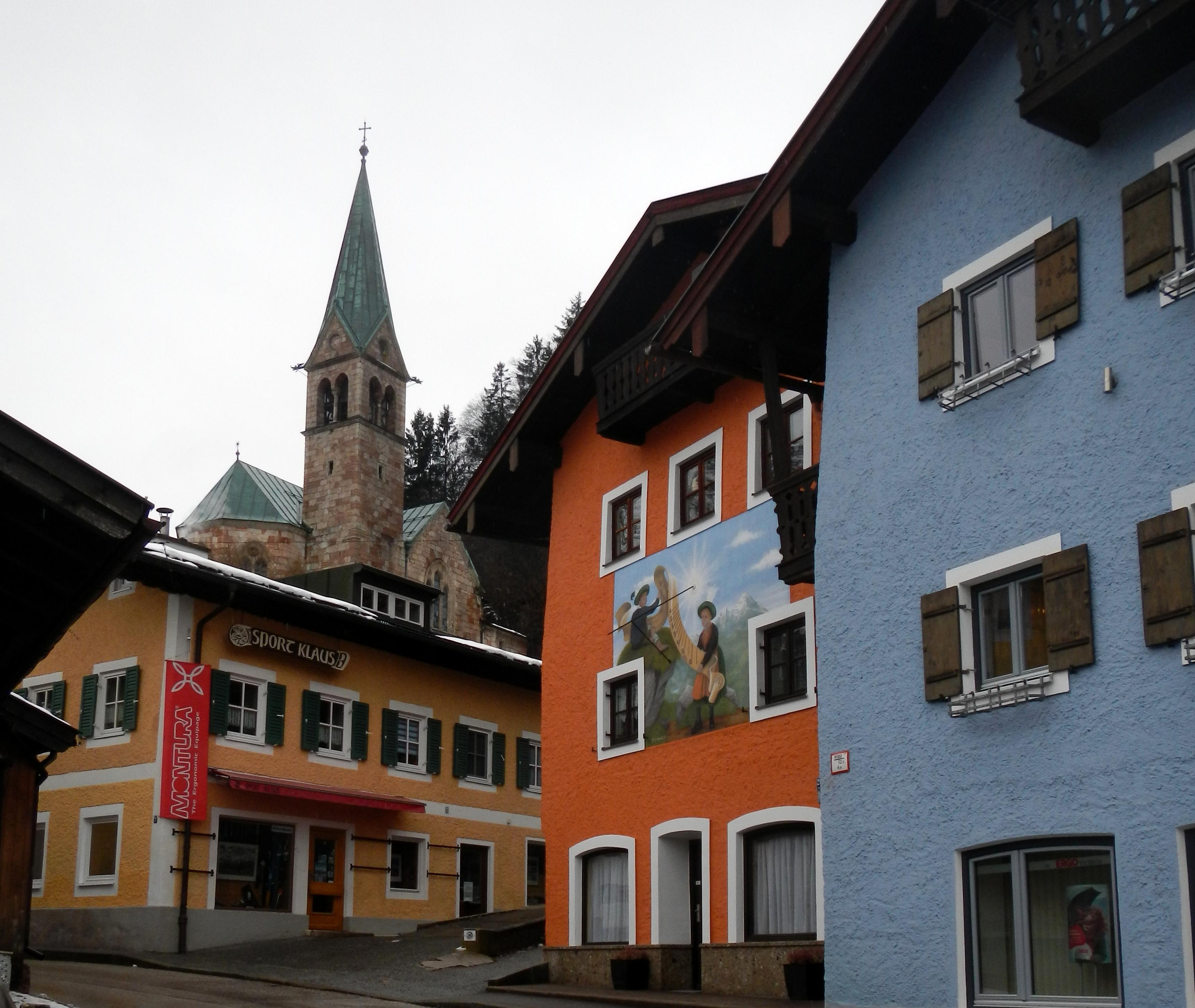 Berchtesgaden als Schlechtwetter-Programm | Lisa Unterwegs